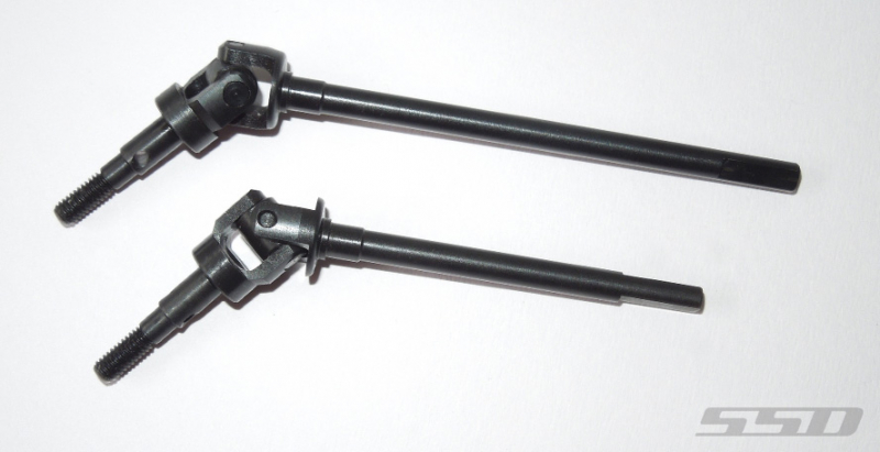 SSD Trail King Pro44 Offset Front Axle Tubes