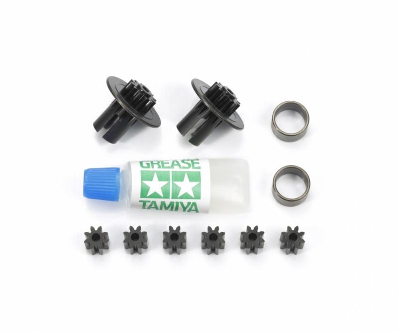 Tamiya 300054838 T3-01 Feder-Set Lenkung Mittel//Hart